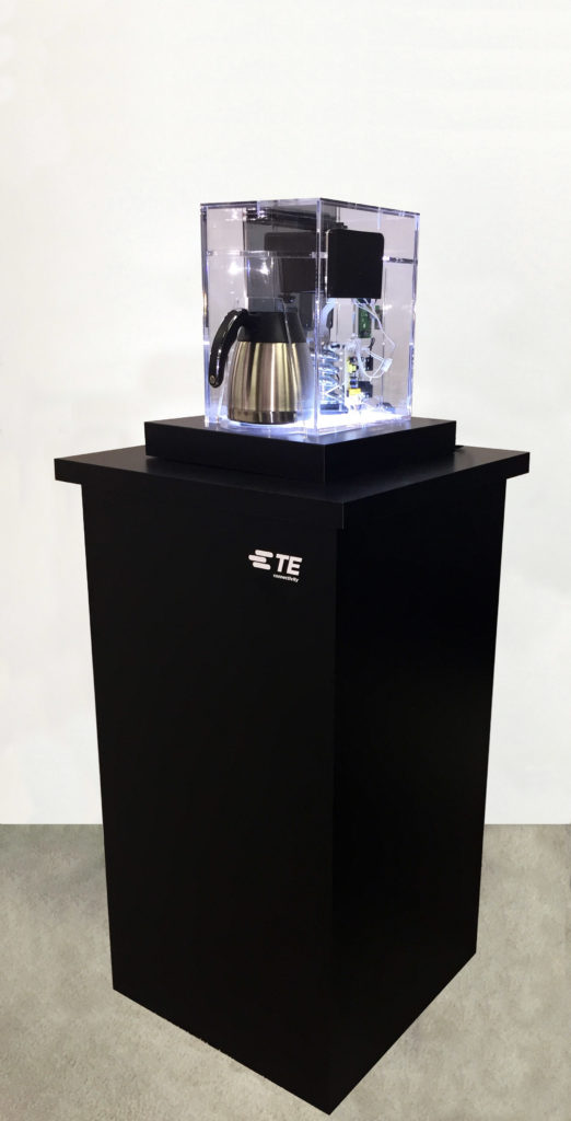 Clear Coffee Maker